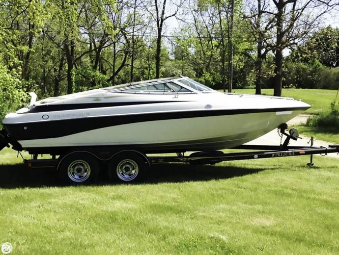 2000 Crownline 202 Br For Sale In Davisburg Michigan