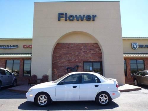 2000 daewoo lanos 4dr car s for sale in colona colorado for Flower motor company montrose co 81401