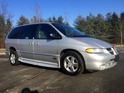 2000 Dodge Caravan Wheelchair Handicap Van For Sale For