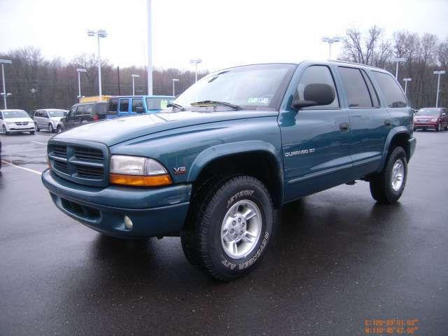 2000 Dodge Durango Slt For In Quakertown Pennsylvania