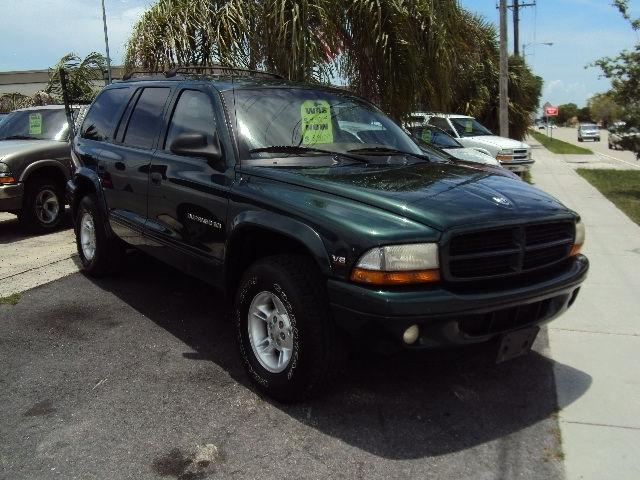 2000 dodge durango slt plus for sale in pompano beach. Black Bedroom Furniture Sets. Home Design Ideas