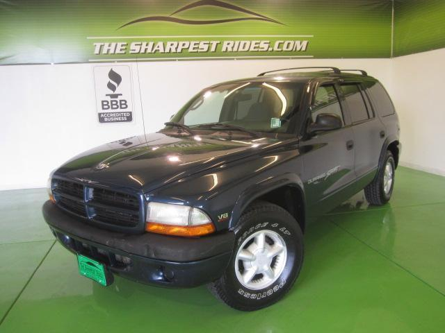 2000 dodge durango owners manual