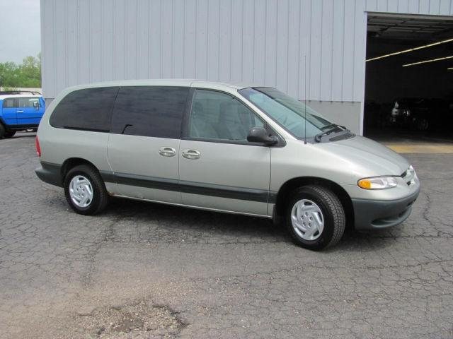2000 dodge grand caravan for sale in barrington illinois classified. Cars Review. Best American Auto & Cars Review