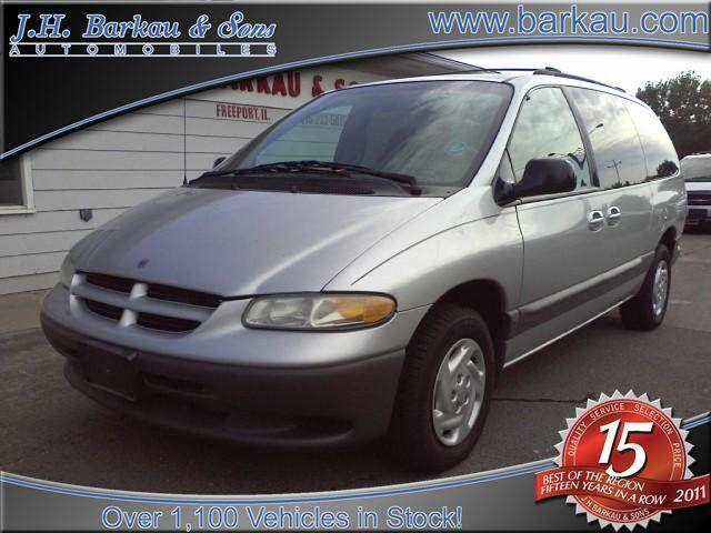 2000 dodge grand caravan se for sale in cedarville illinois. Cars Review. Best American Auto & Cars Review
