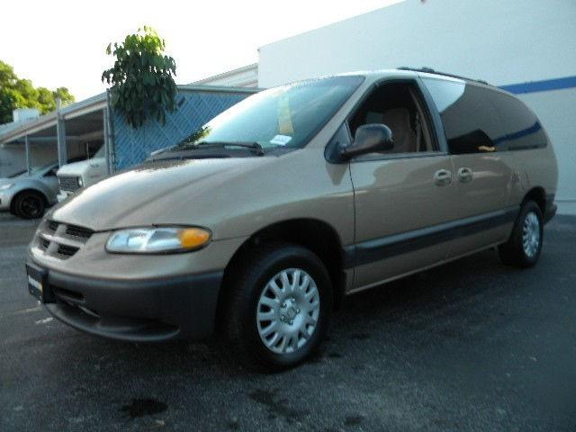 2000 dodge grand caravan se for sale in miami florida classified. Cars Review. Best American Auto & Cars Review