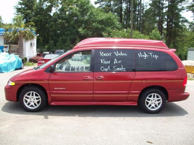 2000 dodge grand caravan sport for sale in fayetteville north. Cars Review. Best American Auto & Cars Review