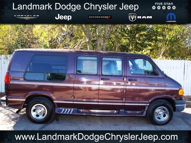 2000 dodge ram van for sale in independence missouri. Black Bedroom Furniture Sets. Home Design Ideas