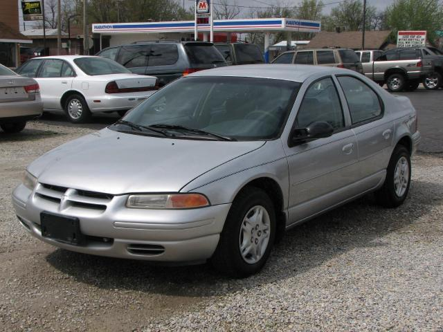 2000 dodge stratus se for sale in muncie indiana. Black Bedroom Furniture Sets. Home Design Ideas