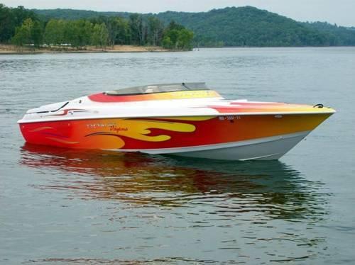 2000 Donzi 26ZX Daytona in Missouri