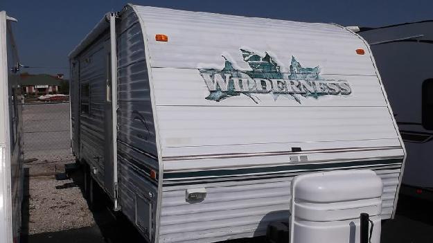 2000 Fleetwood Wilderness Metro Motors Springfield