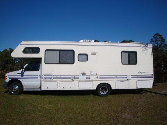 2000 Ford Class C Rv 29 Foot For Sale In Grant Florida