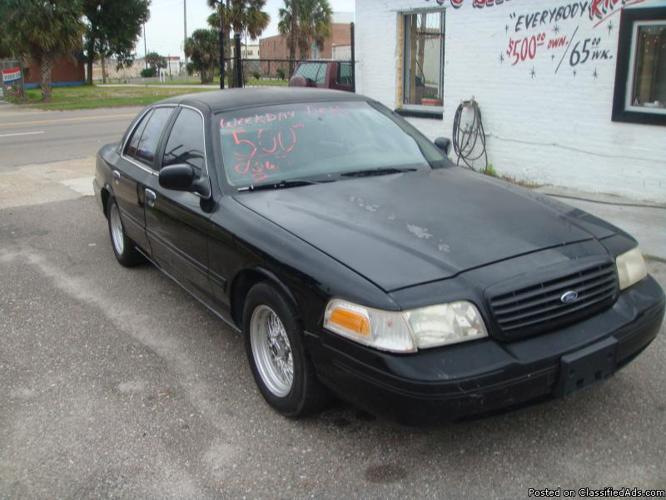 2000 Ford Crown Victoria Great Car For Down At Diamond