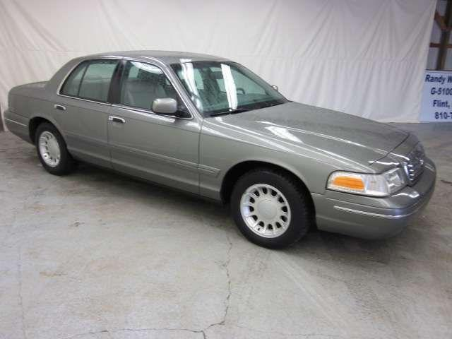 2000 Ford Crown Victoria Lx For Sale In Flint Michigan Classified