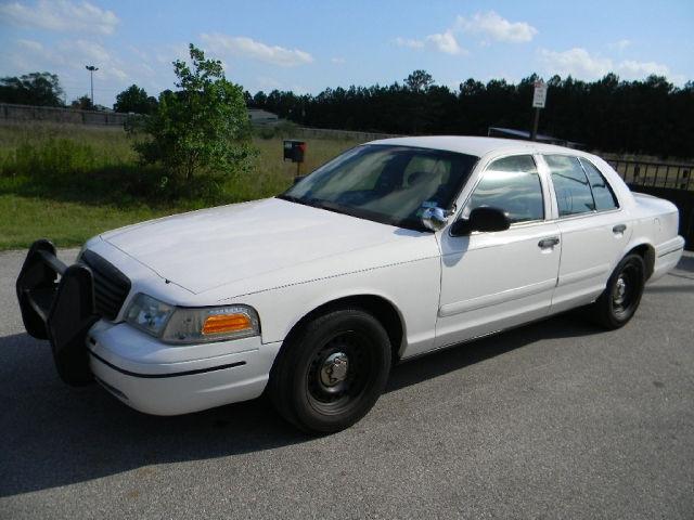 2000 ford crown victoria police interceptor value
