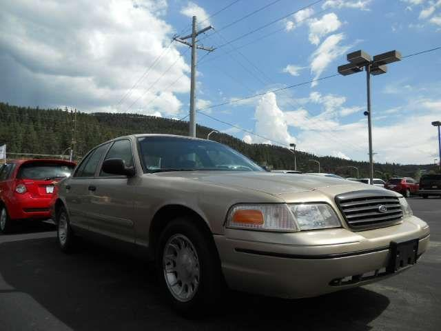 2000 Ford Crown Victoria Police Interceptor For Sale In