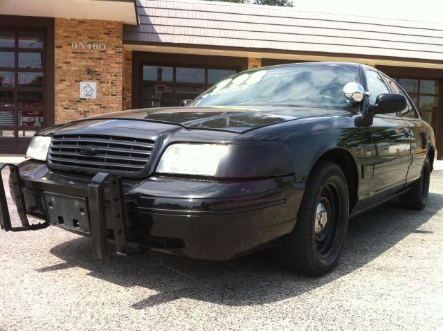 ford crown victoria police interceptor  sale