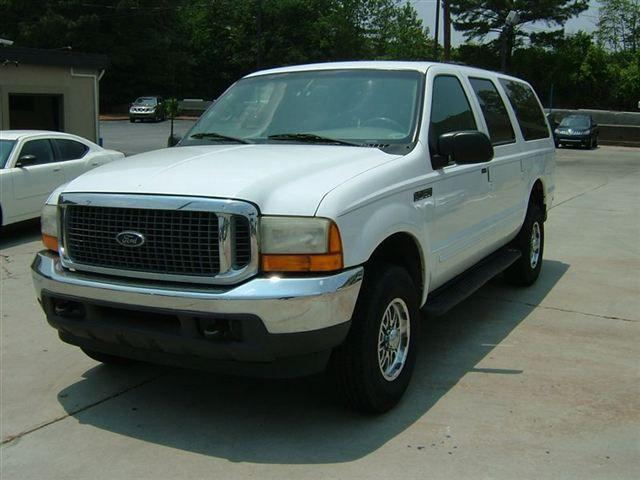2000 ford excursion xlt for sale in marietta georgia classified. Black Bedroom Furniture Sets. Home Design Ideas