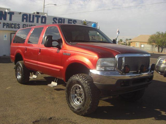 2000 ford excursion xlt for sale in phoenix arizona classified. Black Bedroom Furniture Sets. Home Design Ideas