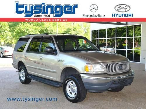 2000 ford expedition 4d sport utility xlt for sale in Tysinger motor company