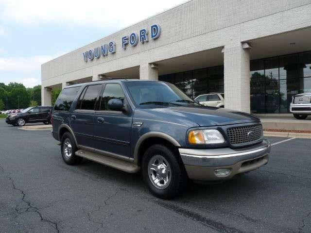 2000 ford expedition eddie bauer for sale in easley south carolina classified. Black Bedroom Furniture Sets. Home Design Ideas