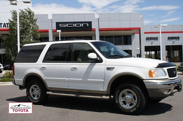 2000 ford expedition eddie bauer for sale in denver