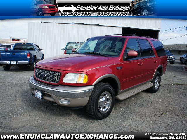 2000 Ford Expedition Eddie Bauer For Sale In Enumclaw
