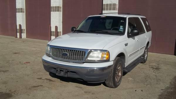 2000 ford expedition triton v 8 5 4 liter engine for sale in sheboygan wisconsin classified. Black Bedroom Furniture Sets. Home Design Ideas