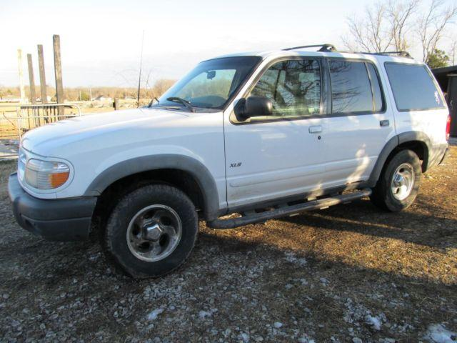 2000 Ford Explorer 4x4 For Sale In Baxter Tennessee