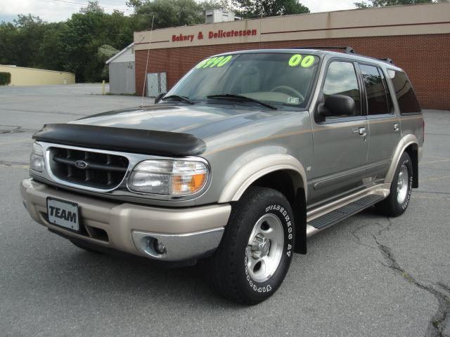 2000 Ford Explorer Eddie Bauer For Sale In Duncansville