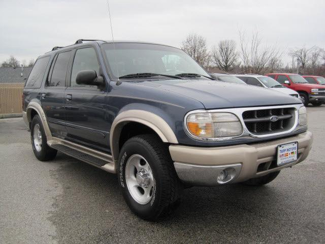 2000 ford explorer eddie bauer for sale in owensboro. Black Bedroom Furniture Sets. Home Design Ideas