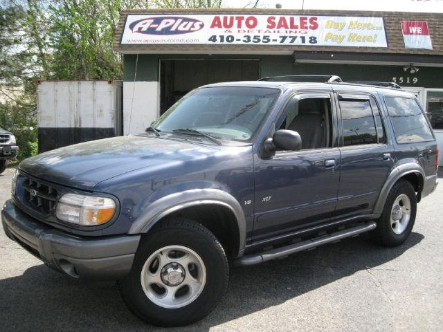 2000 ford explorer xlt for sale in baltimore maryland classified. Black Bedroom Furniture Sets. Home Design Ideas