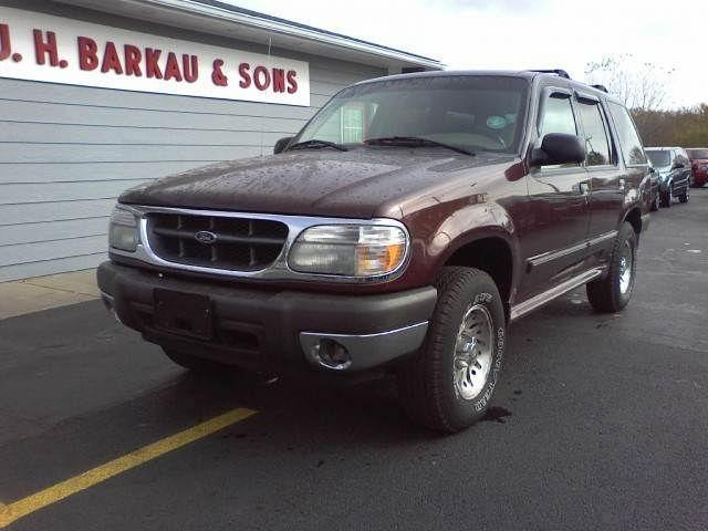 2000 ford explorer xlt for sale in cedarville illinois classified. Black Bedroom Furniture Sets. Home Design Ideas