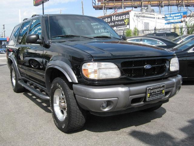 2000 ford explorer xlt for sale in los angeles california classified. Black Bedroom Furniture Sets. Home Design Ideas
