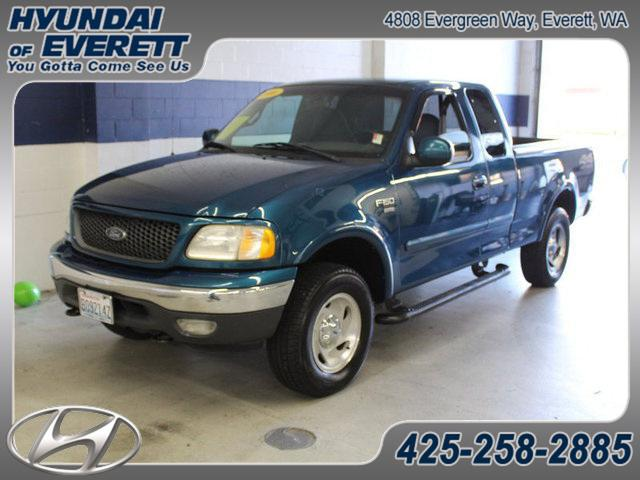 2000 ford f 150 4dr lariat 4wd extended cab sb for sale in everett washington classified. Black Bedroom Furniture Sets. Home Design Ideas