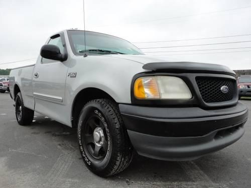 2000 ford f 150 pickup truck reg cab 4x2 xlt for sale in guthrie north carolina classified. Black Bedroom Furniture Sets. Home Design Ideas