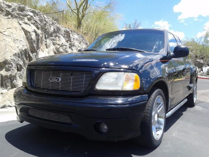 2000 ford f 150 supercab flareside 139 xl for sale in phoenix arizona classified. Black Bedroom Furniture Sets. Home Design Ideas
