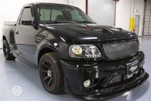 2000 ford f 150 truck reg cab flareside 120 lightning. Black Bedroom Furniture Sets. Home Design Ideas