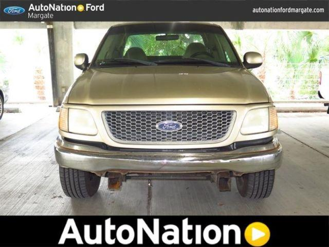2000 ford f 150 work series for sale in pompano beach florida classified. Black Bedroom Furniture Sets. Home Design Ideas