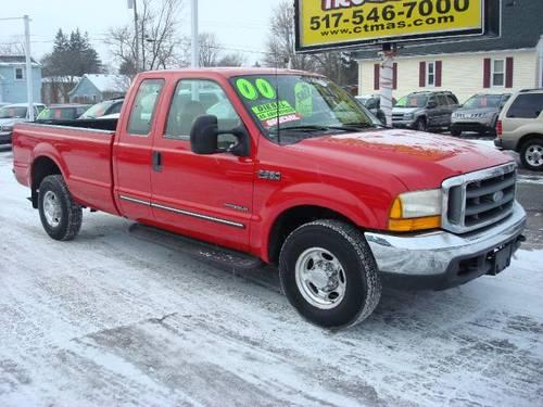 2000 ford f 250 lariat 7 3l powerstroke diesel long bed supercab for sale in howell. Black Bedroom Furniture Sets. Home Design Ideas