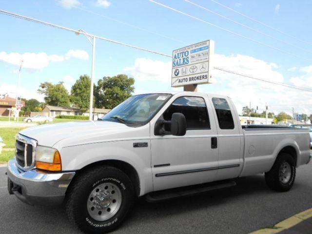 2000 ford f 250 white extended cab 7 3l diesel manual. Black Bedroom Furniture Sets. Home Design Ideas