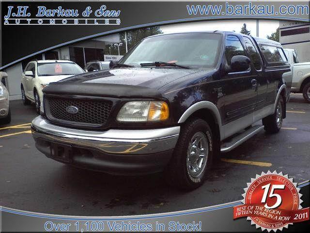 2000 ford f150 for sale in cedarville illinois classified. Black Bedroom Furniture Sets. Home Design Ideas