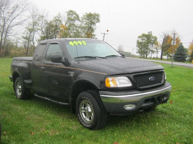 2000 ford f150 lariat supercab for sale in bergen new york classified. Black Bedroom Furniture Sets. Home Design Ideas