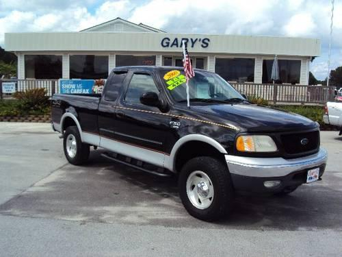 2000 ford f150 pickup truck lariat for sale in north topsail beach north carolina classified. Black Bedroom Furniture Sets. Home Design Ideas