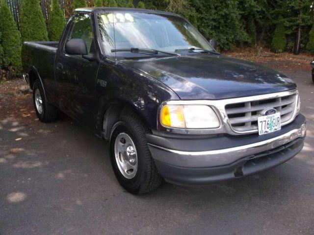 2000 ford f150 regular cab short bed for sale in portland. Black Bedroom Furniture Sets. Home Design Ideas