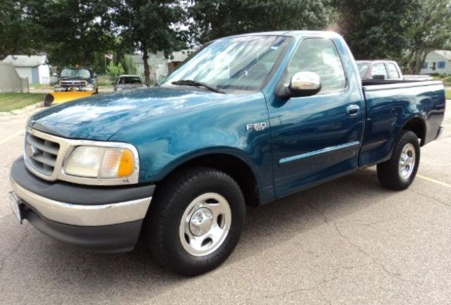 2000 ford f150 xl for sale in sioux falls south dakota classified. Black Bedroom Furniture Sets. Home Design Ideas