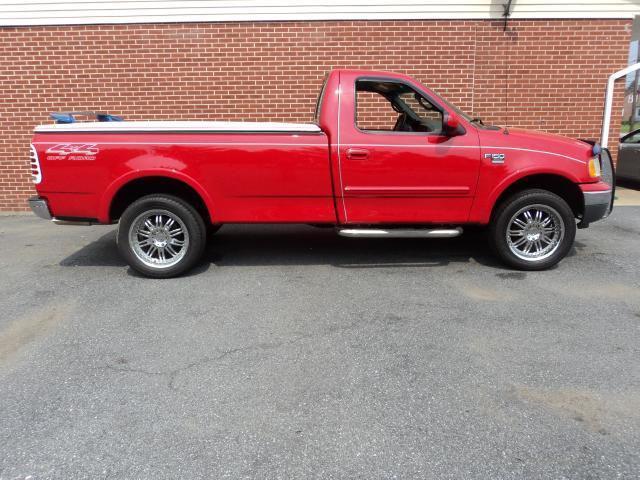 2000 Ford F150 XLT