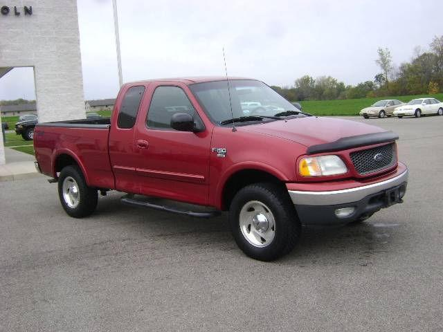 2000 ford f150 xlt for sale in montpelier ohio classified. Black Bedroom Furniture Sets. Home Design Ideas