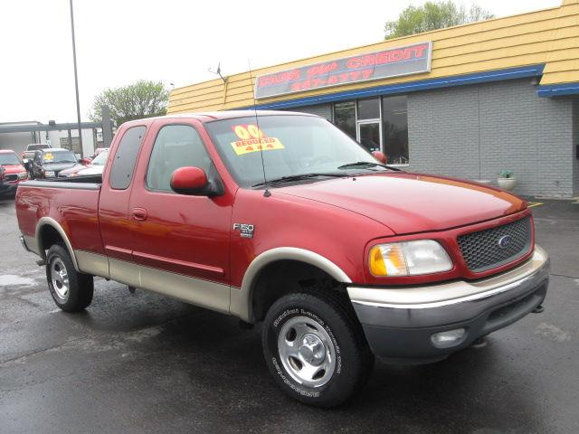 2000 Ford F150 Xlt Supercab For Sale In Independence