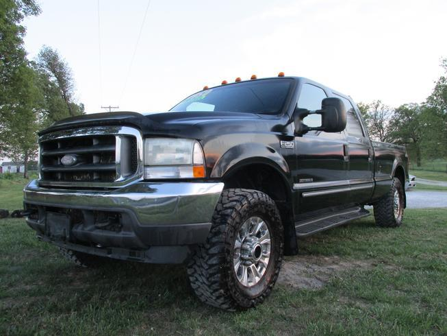 2000 ford f250 4x4
