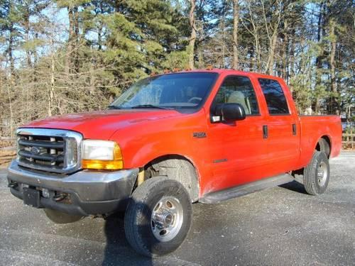 2000 ford f250 lariat crew longbed 4wd diesel for sale in old bridge new jersey classified. Black Bedroom Furniture Sets. Home Design Ideas